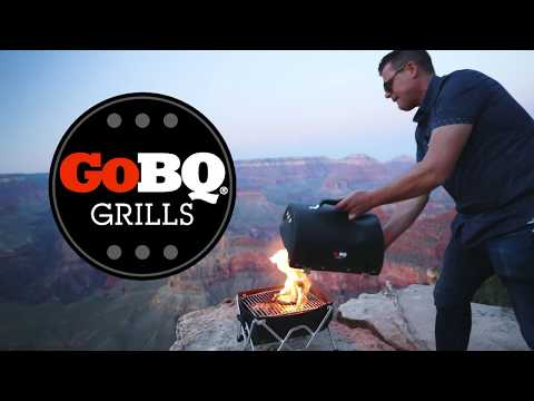 GoBQ® Portable Charcoal Grill