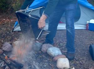Dump the coals...